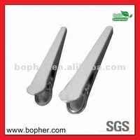mini cheap stainless steel bread clip
