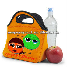 Neoprene Insulate animal shape lunch cooler bag