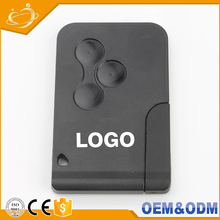 Universal blade 433Mhz ID46 Chip smart remote control car key frequency for renault megane