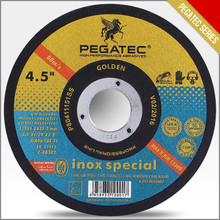 115x1x22.2mm PEGATEC T41 flat cutting discs cut-off wheel for stone and concrete