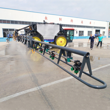 High Clearance Hydraulic drive corn diesel engine Farm Boom Sprayer