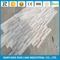 Cheap outdoor wall covering natural brick wall stone artificial garden stones for wholesales