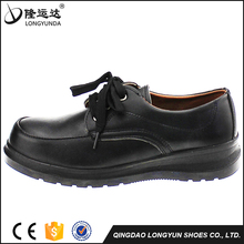 2017 best selling office police work safety shoes men