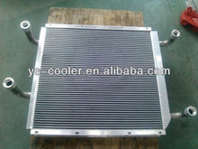 oil cooler for caterpillar excvavtor/bulldozer/roller/loader/drillrig