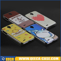 Hard plastic design case back cover for lenovo a850