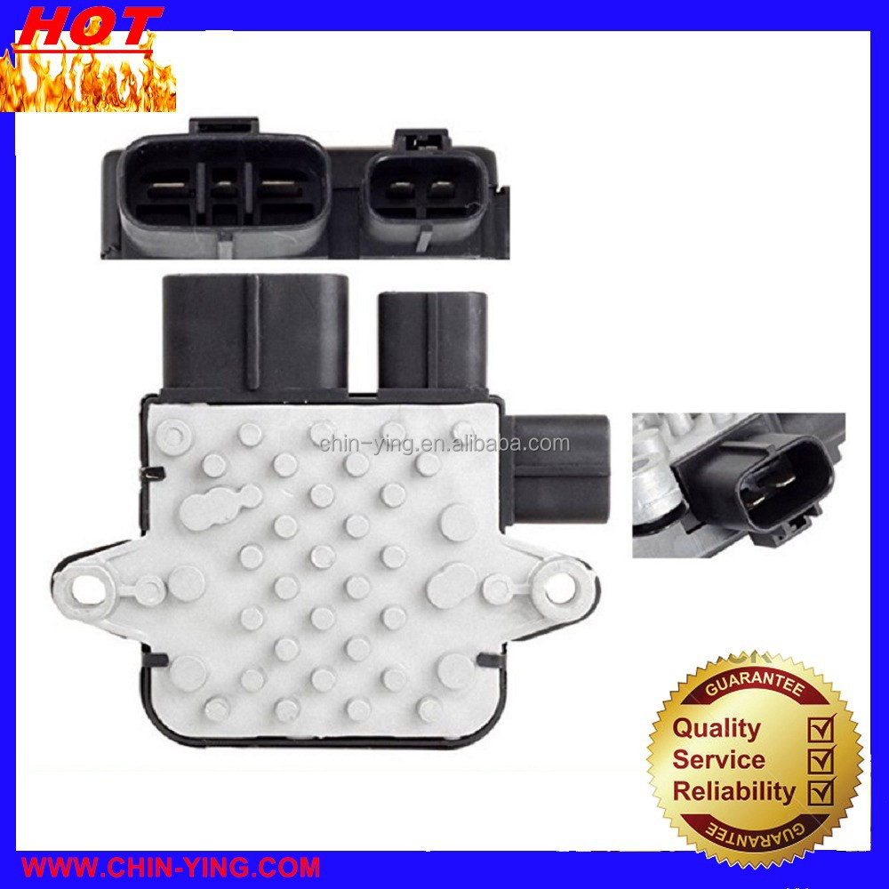 For Ford Escape Cooling Fan Control Unit Module Relay Radiator Cooling Fan Control MR497751 1355A053
