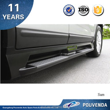 High Quality Aluminium Alloy Running Board for 2013+ Sorento original factory side step