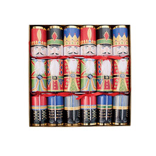 Gifts Print Colors Paper Christmas Crackers