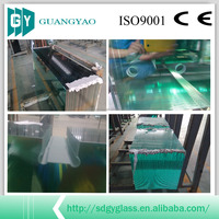 6mm Clear Tempered Glass With CE