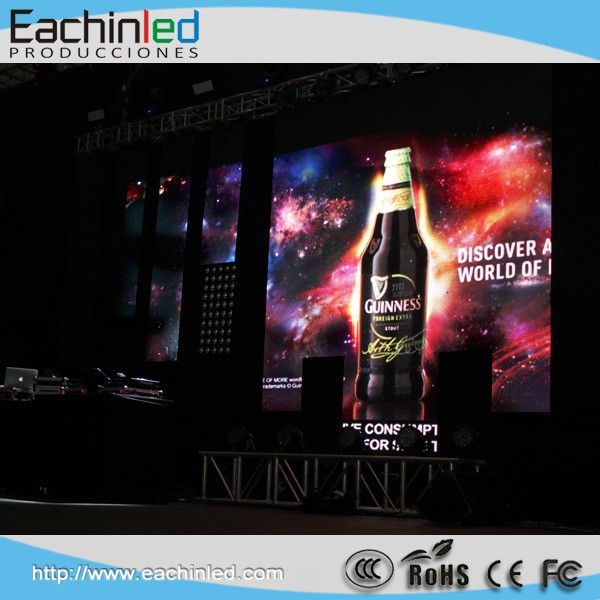 P3/P4 Indoor Rental Led Video Wall Panel For Event Rental Business