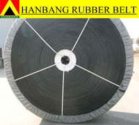 PVC cut edge conveyor belts