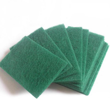 Kitchen using scouring pad/roll,nylon scouring pad material