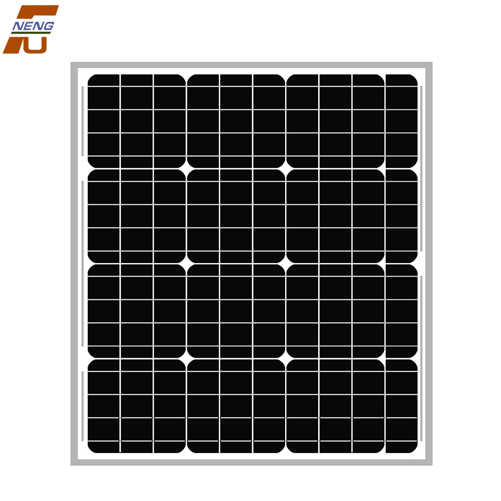 25 Years Output power guarantee China factory High quality 60 W solar panel price