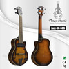 Jazz ukulele customs ukulele jazz music instrument made in china