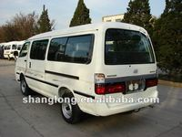 11 Seats Left/Right Hand Drive Chinese Diesel/Petrol Van Export Dubai