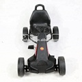 HOT SELL kid pedal go kart,4 wheels pedal car,ride on toy, gocart,cart DF110