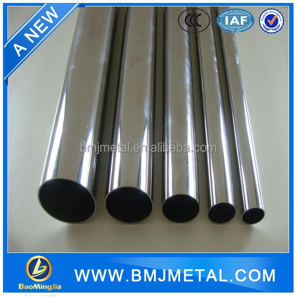 Tisco /Lisco Raw Material 304 Stainless Steel Pipe Price