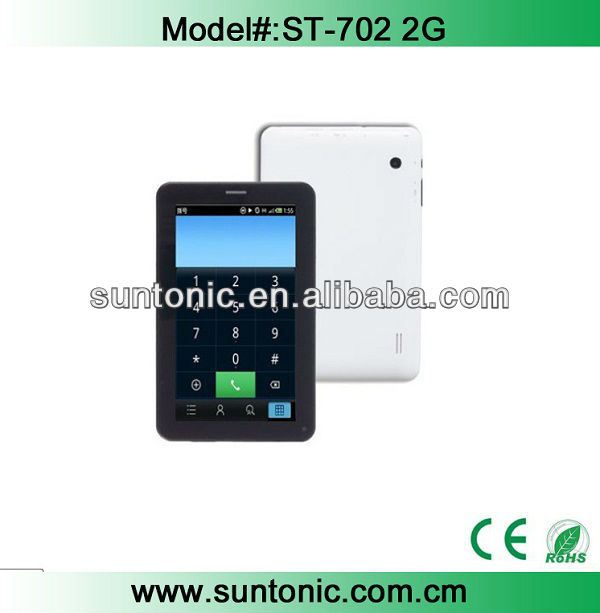 7 inch tablet pc with voice call 2g with very reasonable price and full functions