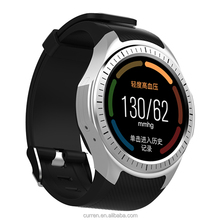 Shenzhen 2017 New Products Online Heart Rate Pedometer 3G T Card Wearable Android Smart Watch, Android GPS Watch