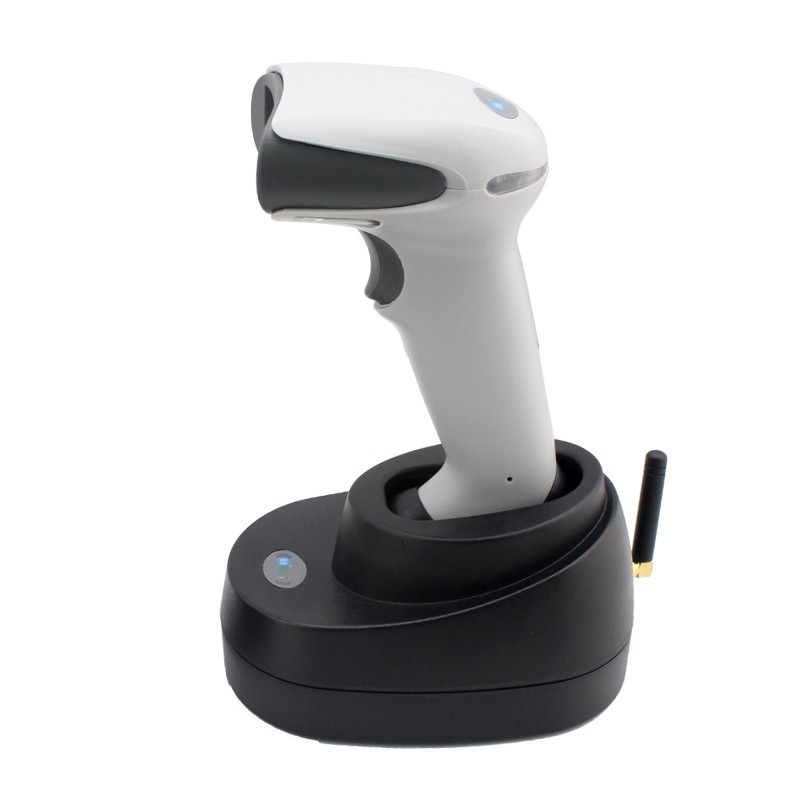 NT-2000E Handheld Wireless 1D Laser barcode reader with Memory