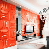New Building Materials interior wall paneling