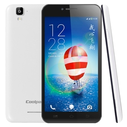 Original Coolpad Note 8670 5.5 inch Android 4.2 Smartpone MSM8916 Quad Core 1.2GHz 1GB RAM 4GB ROM Mobile Phone