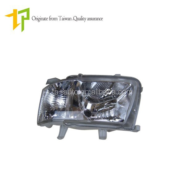 best quality auto parts head lamp for Toyota Probox Succeed 2005 50-076
