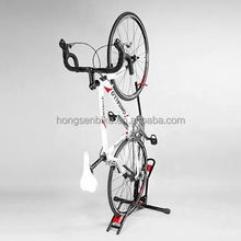 2017 NEW hot selling vertically bicycle rack for parking