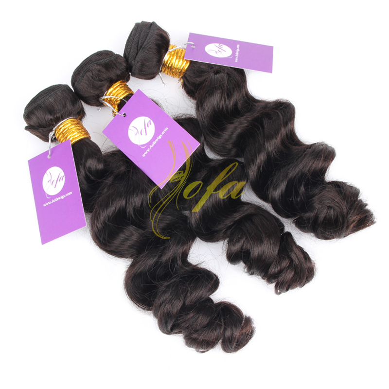 wholesale price factory supply human extension hair peruvian