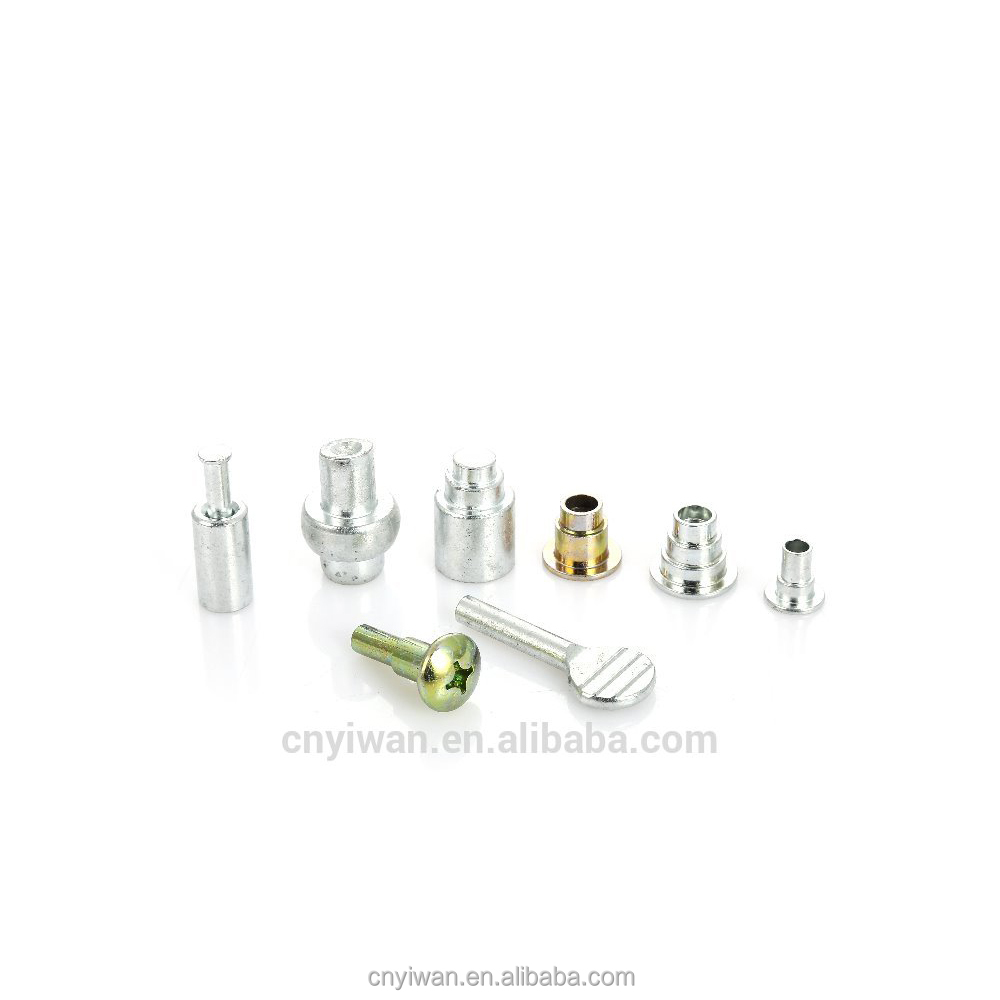 Factory Non Standard Precision manufacturing machinery <strong>price</strong> nut bolt