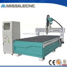 jinan missile 4x8 ft 1325 cnc router machines used in furniture manufacturing price
