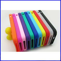 for iphone 5c High Quality Cover silicone Case for iphone 5c, for ip 5c silicone accessory