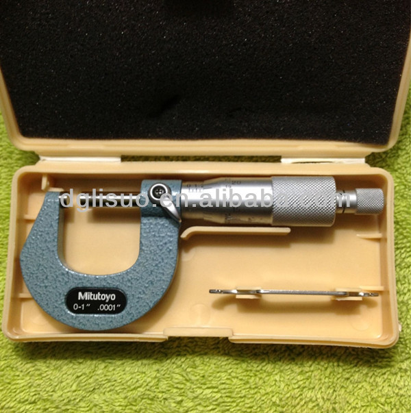 Mitutoyo Outside Micrometers