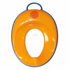 Height Adjustable Adult Baby Potty Toilet Trainer Seat with Rubber Rim