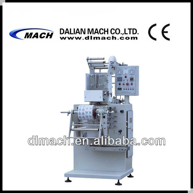 DXD-ZB-III Automatic Four Side Sealing Alcohol Pad Making Machine