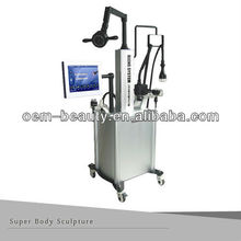 ABS material cavitation Liposuction ultrasonic rf velashape slimming <strong>beauty</strong> machine F017