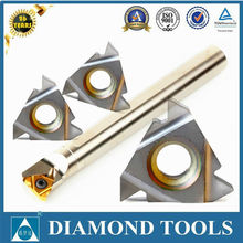 thread turning tool holder carbide threading cutting inserts