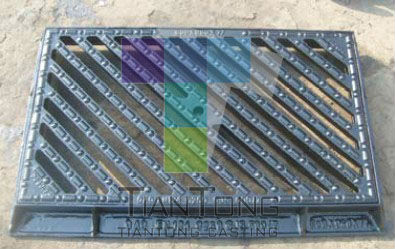 trench drain/Cast iron gully grating