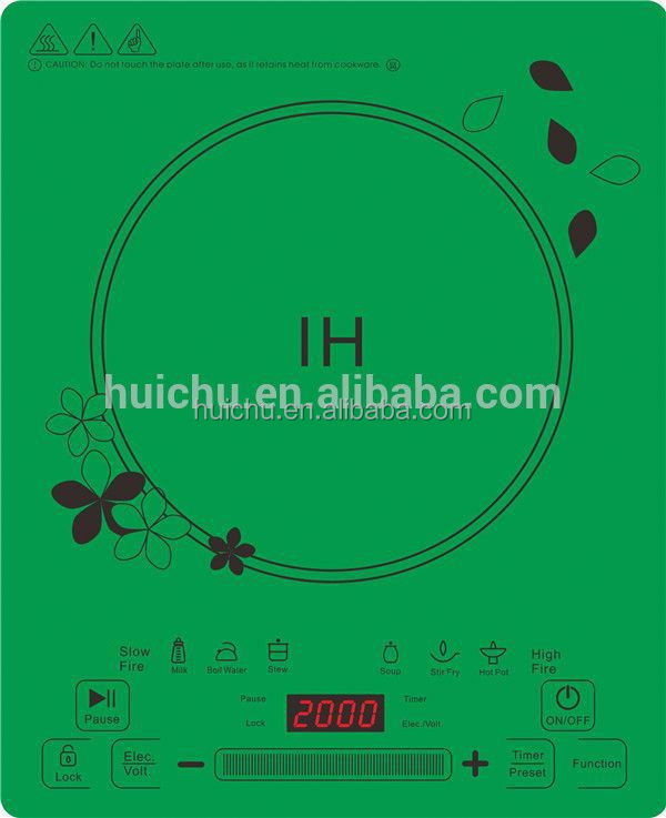 New arrival guangzhou four burner induction cooker with CE Rohs