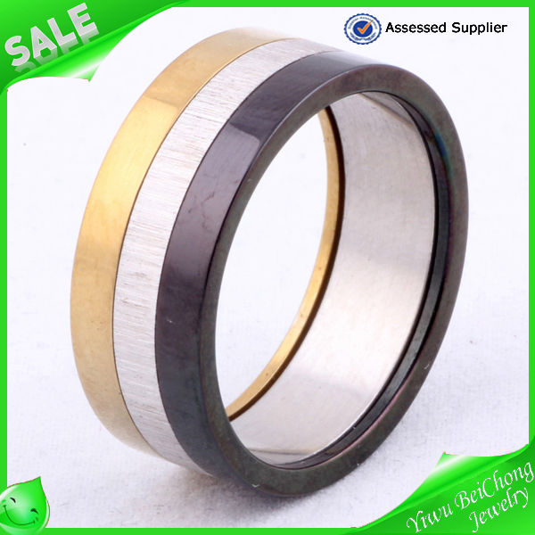 China jewelry wedding rings big stone changing color mood ring