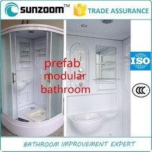 Sunzoom shower room,modular bathroom,prefab bathroom pods design