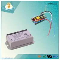 New design dimmable triac led drivers constant voltage constant voltage triac 12 volt led driver 24v phase pwm led driver