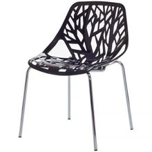 Modern cheap outdoor designer plastic garden chair