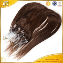 Factory Price Ombre Micro Ring Loop Hair Extensions, Micro Ring Hair Extensions for Blacks