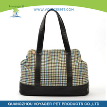 Fabric cotton Pet Carrier Travel Tote wholesale in low price