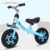 New model best frame tire wheels no-pedal first running bicycle mini kids balance bike  for 2 year old