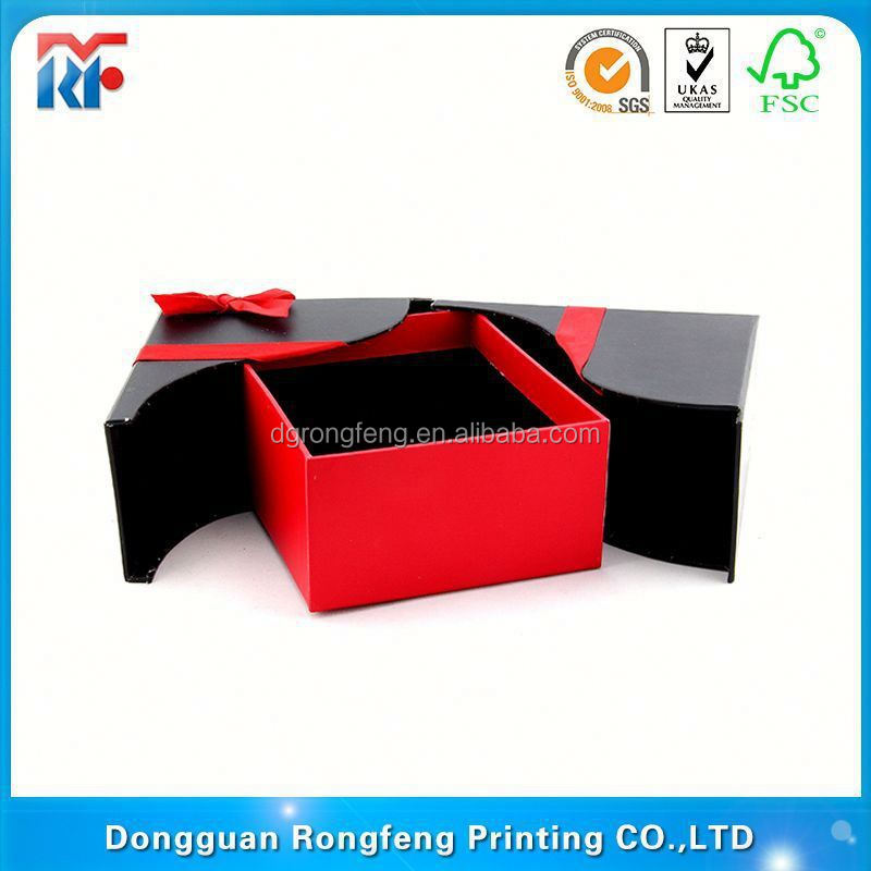Fashionable food grade paper board box