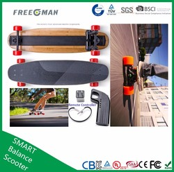 2016 Freeman electric longboard skateboard with UL2272