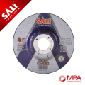 115mm abrasive stainless steel polishing wheels