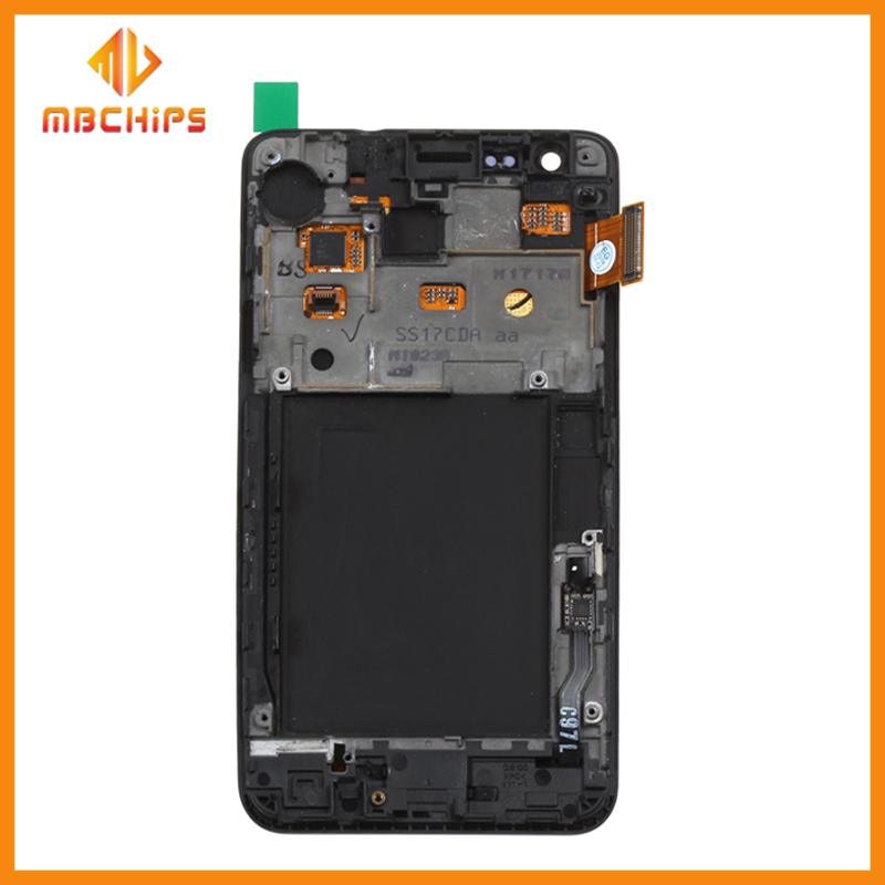 Spare Parts For Samsung Galaxy S2 I9100 Lcd Screen Assembly,Replacement Lcd Screen For Samsung